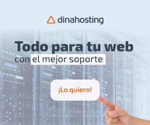 Dinahosting: dominis i allotjament web